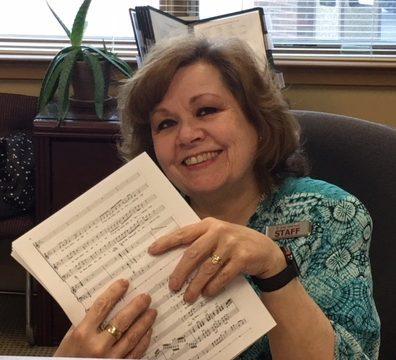Ellen Polzin : Office Support Staff