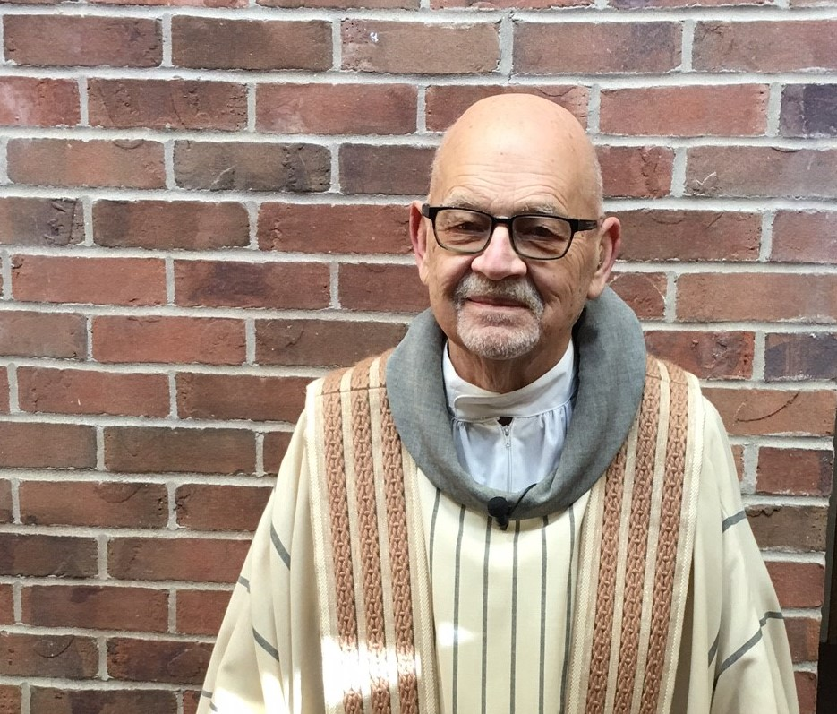 Fr. Ronald Sayes : Founding Pastor/Weekend Associate