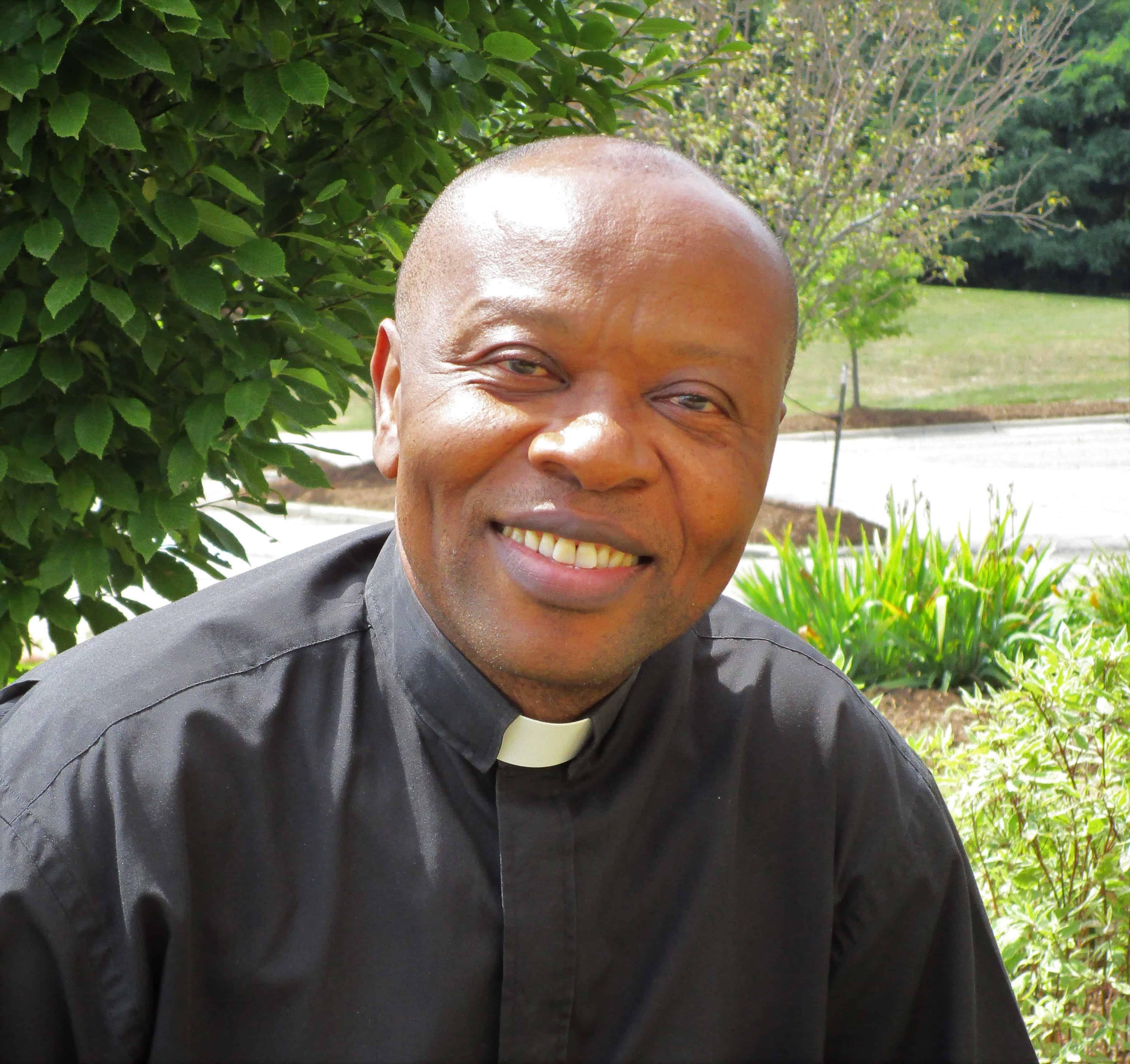 Fr. Festus Ejimadu : Pastor